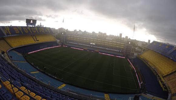 Boca Juniors vs. River Plate: este domingo hay pronóstico de fuertes lluvias y a primera hora se confirma si se jugará el clásico. (Foto: Boca Juniors).