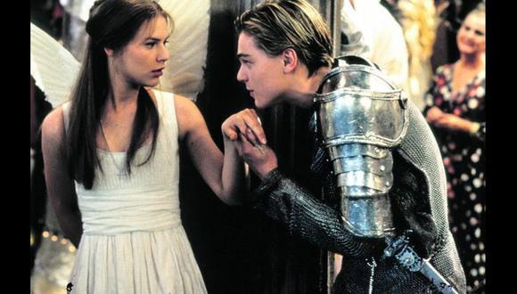 Escena de Romeo + Julieta, la película noventera que vuelve sobre el drama de Shakespeare: ¿homenaje, copia o una obra distinta?
