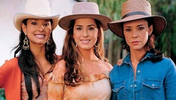 """¿Los hermanas Elizondo, Jimena, Norma y Sarita, serán parte de la nueva temporada de """"Pasión de gavilanes"""" (Foto: Pasión de gavilanes / Telemundo)"""