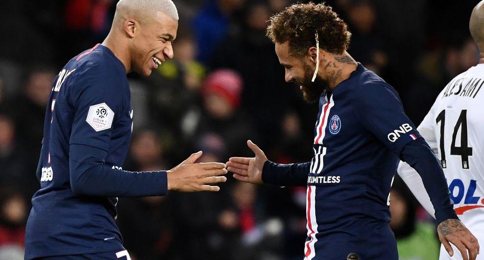 Club: PSG   Nombre anterior: Stade Saint-Germain. (AFP)