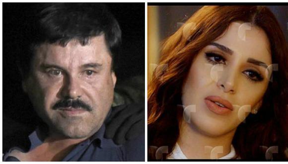 A la esposa de El Chapo Guzmán no le consta que él sea narco