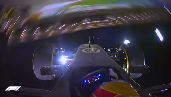 En primer lugar está el recodado accidente entre el mexicano Esteban Gutierrez y el venezolano Pastor Maldonado de 2014. (Youtube)