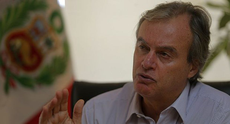 Basombrío espera que fiscalía acoja denuncia contra Movadef