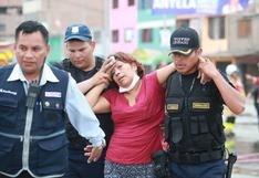 Tragedia en Villa El Salvador: aumenta a 11 la cifra de muertos | VIDEO