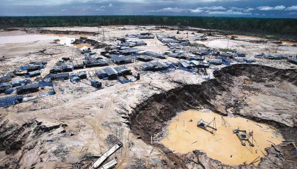 Gobiernos regionales jalados en fiscalización ambiental