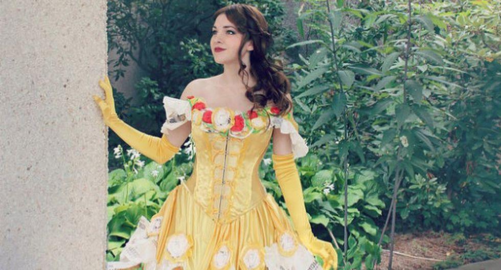 """""""Taco Belle"""", la princesa de la comida rápida"""
