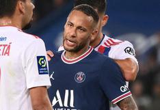 """Es una aberración"": presidente de Lyon explotó por penal a PSG por falta a Neymar"