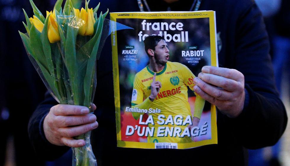 Emiliano Sala, futbolista desaparecido. (Foto: Reuters)