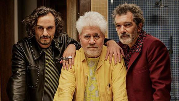 """""""Dolor y Gloria"""", de Pedro Almodóvar, también fue seleccionada entre las semifinalistas para los premios Oscar. (Foto: Sony)"""