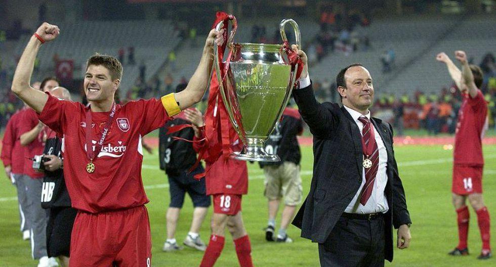 Steven Gerrard cumple 36 años y así lo recuerda la UEFA [FOTOS] - 5
