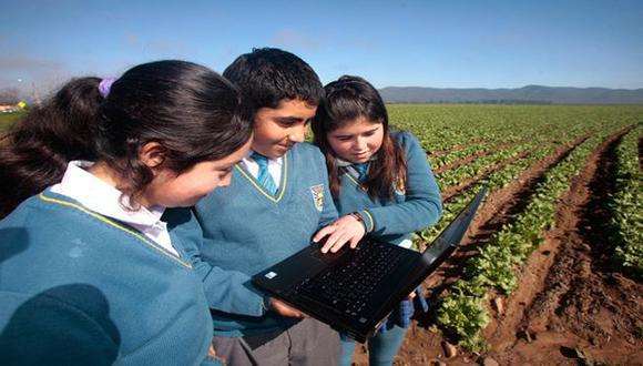 4.600 colegios públicos cuentan con internet de alta velocidad