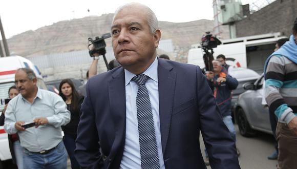 """""""Reformaremos la legislación penitenciaria para tener cárceles más seguras"""", dice Pedraza."""