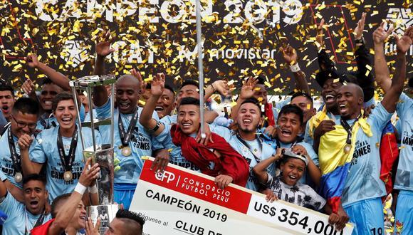 El flamante campeón Binacional integrará el Bombo 4 de la fase de grupos de la Copa Libertadores en el sorteo que se realizará este martes en Paraguay. (Foto: GEC).