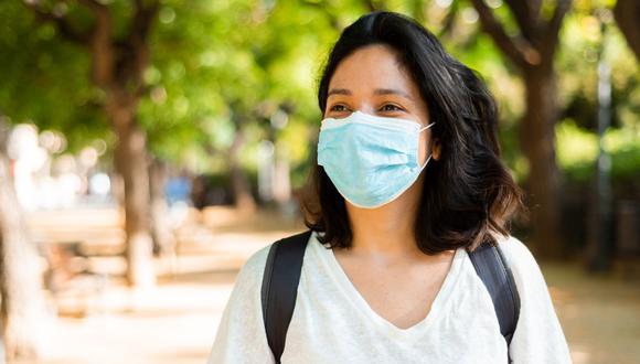 Las mascarillas desechables deben ser usadas una sola vez y luego descartadas, por ninguna razón deben lavarse. (Foto: Shutterstock)