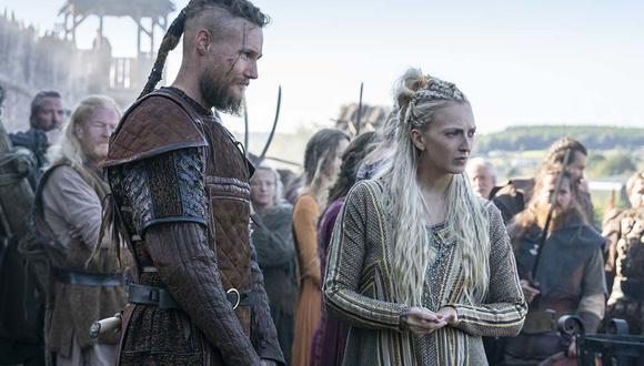 """""""Vikingos"""" tuvo seis temporadas y llegó a su fin en diciembre del 2020. (Foto: Netflix)"""