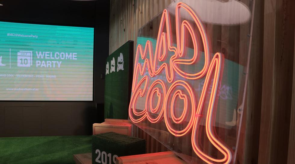 Mad Cool 2019- Welcome Party. (Foto: Claudia Alva)