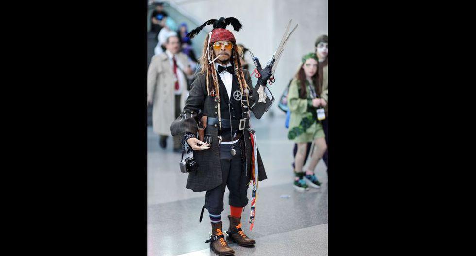 Los mejores disfraces de la Comic-Con de Nueva York [FOTOS] - 1