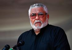 Muere a los 73 años Jerry Rawlings, expresidente de Ghana