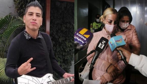 John Kelvin fue detenido por agredir a su aún esposa Dalia Durán. (Foto: Composición)
