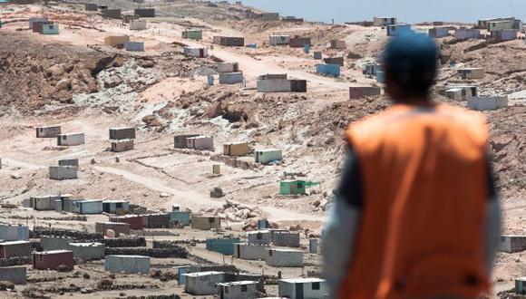 De acuerdo a un informe de GRADE de este año, el 93% de la expansión de las ciudades del país son de carácter informal.
