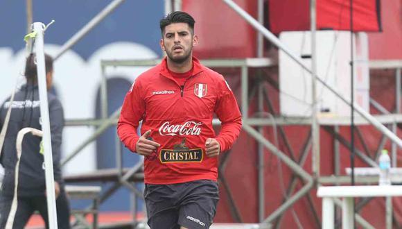 Carlos Zambrano envió mensaje previo al duelo entre Perú y Uruguay. (Foto: GEC)
