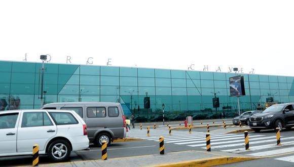 """""""Las medidas propuestas por LAP no incrementarán las tarifas que se cobran en el Aeropuerto Internacional Jorge Chávez"""", dijo LAP. (Foto: GEC)"""