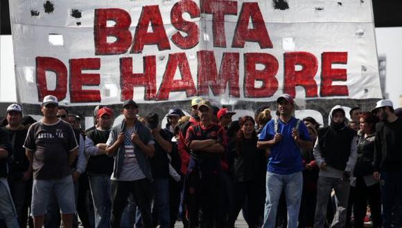 La pobreza se ha disparado en Argentina. (Fuente: Getty Images)
