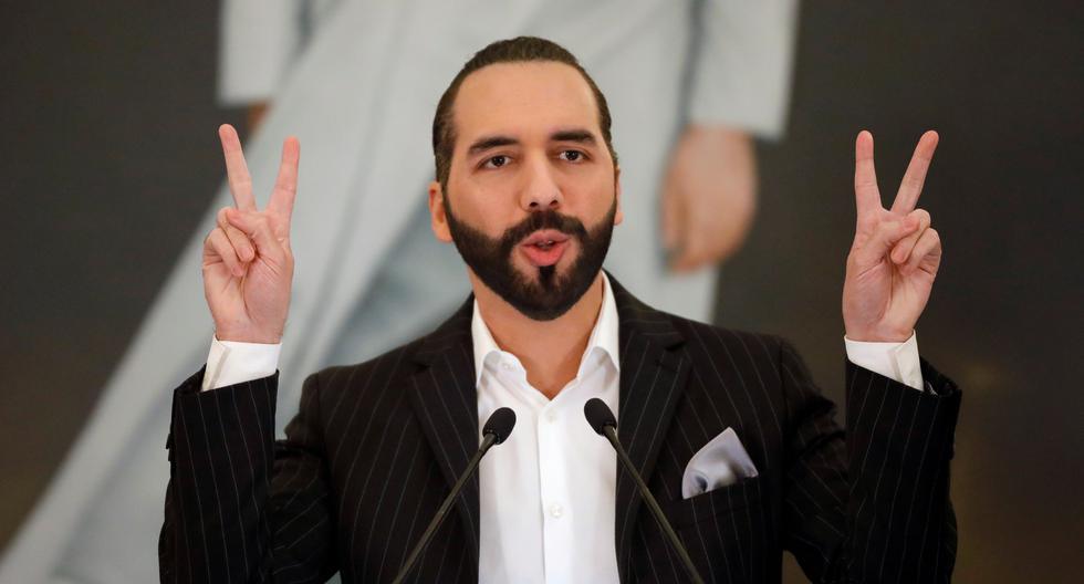 El presidente de El Salvador, Nayib Bukele, tiene una popularidad que roza el 90%. Gracias a ello se ha encargado de controlar el Poder Legislativo y Judicial. REUTERS/Jose Cabezas/File Photo