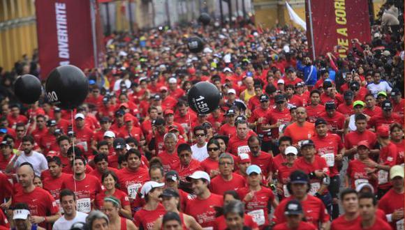 Media Maratón de Lima: hoy es el último día de inscripción