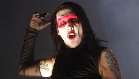 """Marilyn Manson regresa con """"The Pale Emperor"""""""