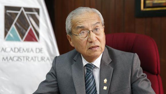 El fiscal supremo Pedro Chávarry afronta procesos ante el Ministerio Público, el Congreso y la Junta Nacional de Justicia (Foto: Renzo Salazar / GEC)