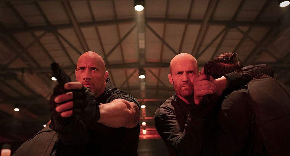 """""""Hobbs & Shaw"""": ¿tiene escenas post-créditos la nueva película de Rápidos y furiosos? (Foto: Universal Pictures)"""