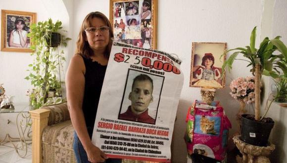 Marisela Escobedo emprendió ella sola una lucha para capturar al asesino de su hija. (Foto: Getty Images, vía BBC Mundo).