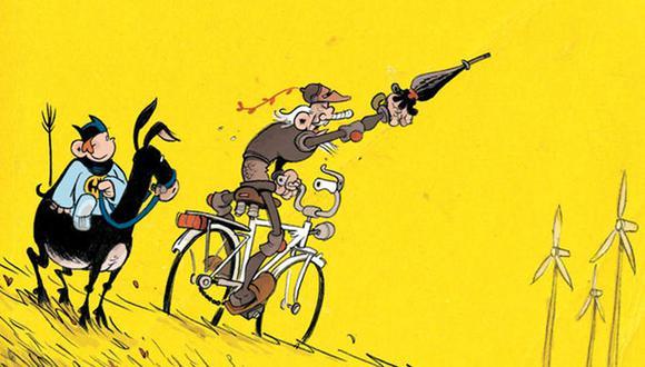 """""""Don Quijote de la Mancha"""" en su más divertida adaptación"""