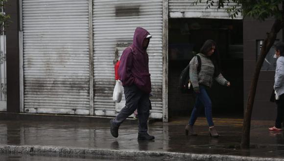 En Lima Oeste, la temperatura máxima llegaría a 18°C, mientras que la mínima sería de 14°C. (Foto: Violeta Ayasta/GEC)
