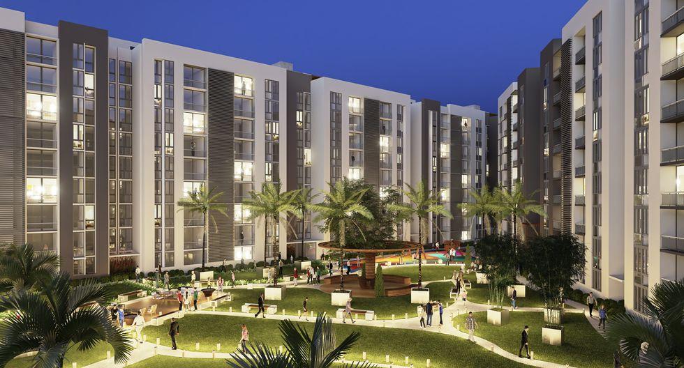 Su proyecto Santa Leonor, en Chorrillos, contempla 356 estacionamientos, 226 estarán ubicados en el sótano y 130 en el primer piso.