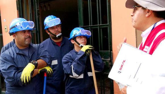 La Sunafil indicó que los ciudadanos extranjeros laboran en 16,190 empresas peruanas. (Foto: GEC)