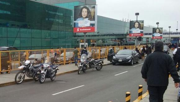 Callao suspendió a empresa Taxi Green tras asalto a pasajero