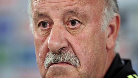 """Del Bosque criticó a sus jugadores: """"Solo piensan en ellos"""""""