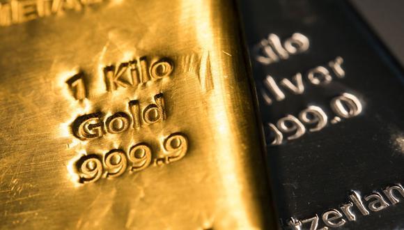 Hoy los futuros del oro en Estados Unidos retrocedían un 1.3%, a US$ 1,936.90 la onza. (Foto: AFP)
