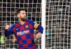 Barcelona vs. Celta: Lionel Messi y la brillante ejecución desde el punto penal para el 1-0 | VIDEO