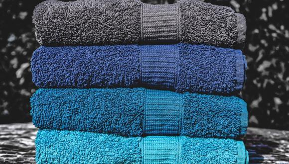 Aprende a quitar el mal olor a las toallas. (Foto: Pixabay)