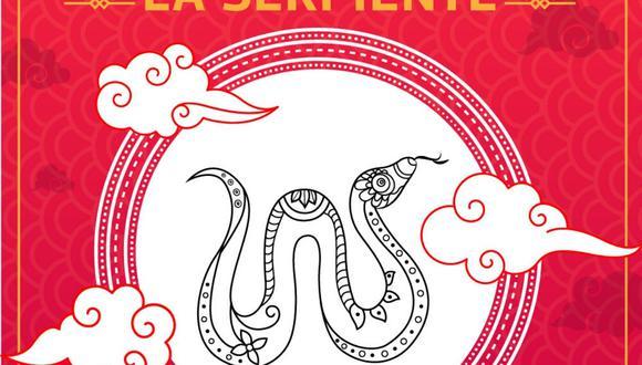 La serpiente es uno de los animales más disciplinados del Horóscopo Chino. (Foto: GEC)