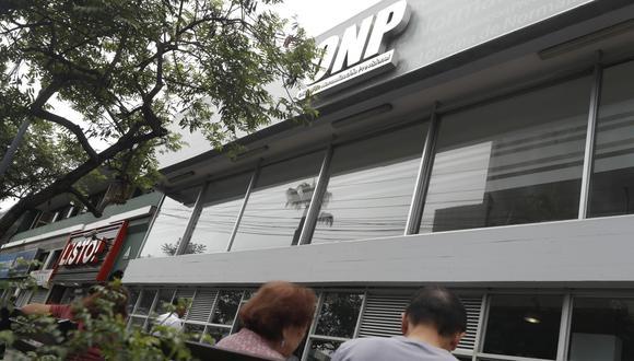 Según la propuesta, las AFP deben transferir directamente a la ONP el saldo de las Cuentas Individuales de Capitalización (CIC). (Foto: Cesar Campos / GEC)