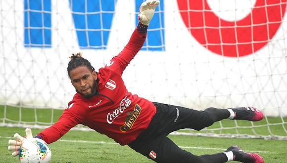Pedro Gallese milita en el Orlando City de la MLS. (Foto: FPF)