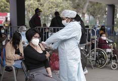 COVID-19: ¿quiénes serán vacunados desde el lunes 27 de septiembre hasta el viernes 1 de octubre en Lima y Callao?