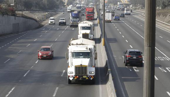 Municipalidad de Lima informa de modificación de cronograma en la implementación de macrozonas para camiones. (Foto: GEC)