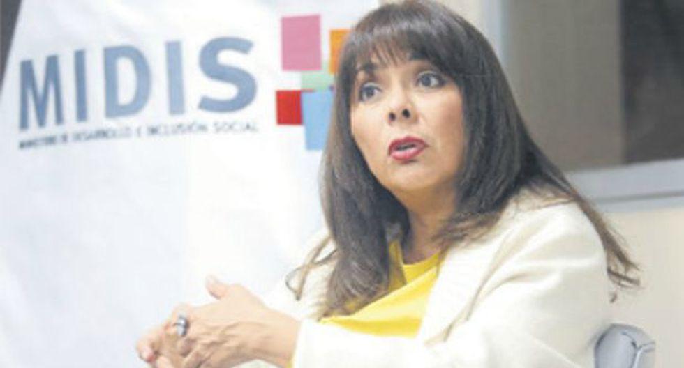 Entre el lunes y ayer, la ministra Liliana La Rosa inauguró dos locales de Cuna Más en Cajamarca. (Foto: Alonso Chero / Archivo)
