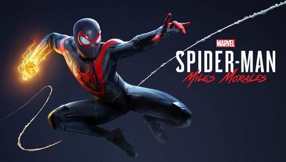 Spider-Man: Miles Morales es el nuevo exclusivo de PlayStation. (Difusión)