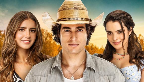 """""""Quererlo todo"""" tiene como protagonistas a Michelle Renaud y Danilo Carrera (Foto: Televisa)"""